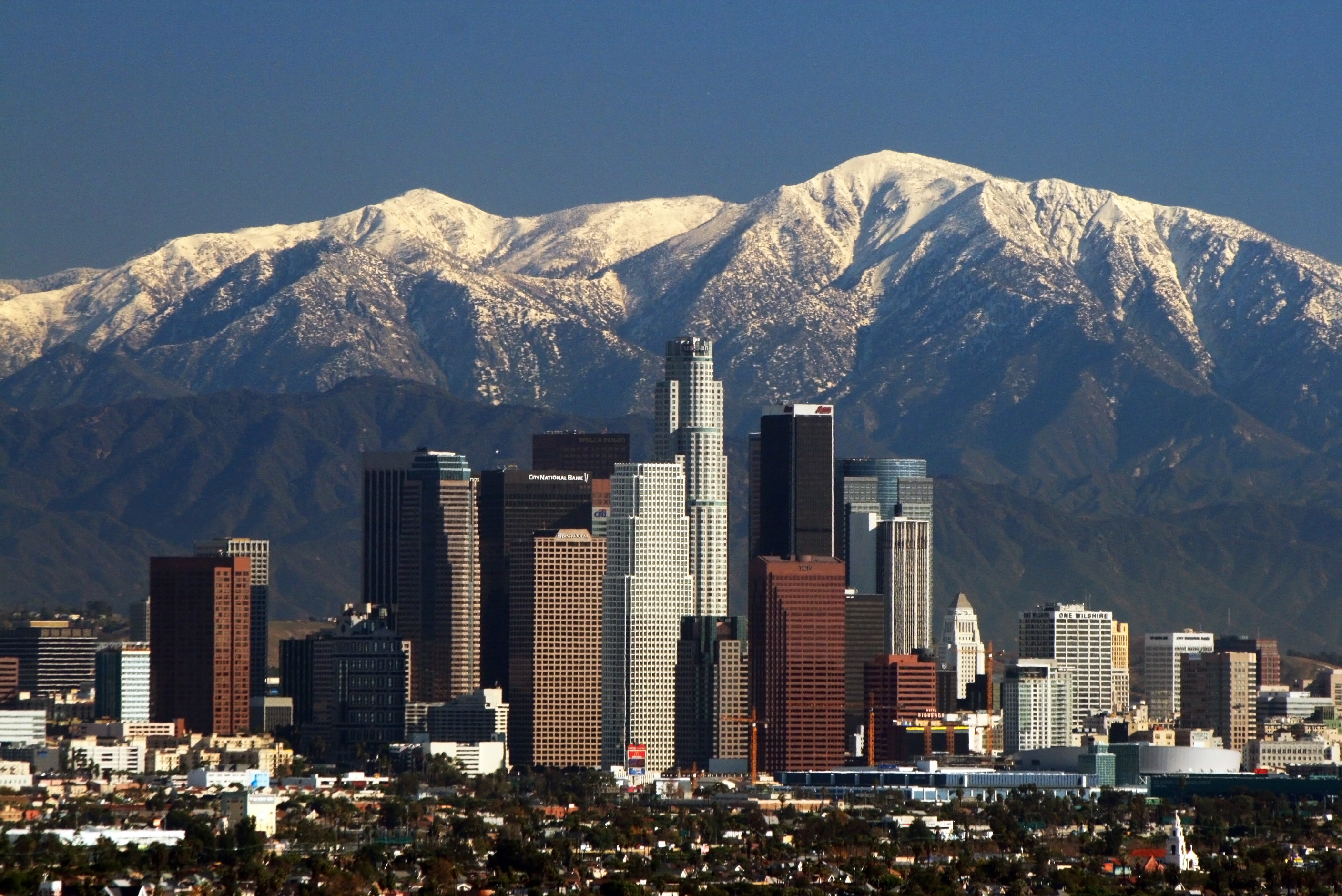 Los Ángeles, nº 1 del Global Cities Index de Schroders / Wikimedia commons