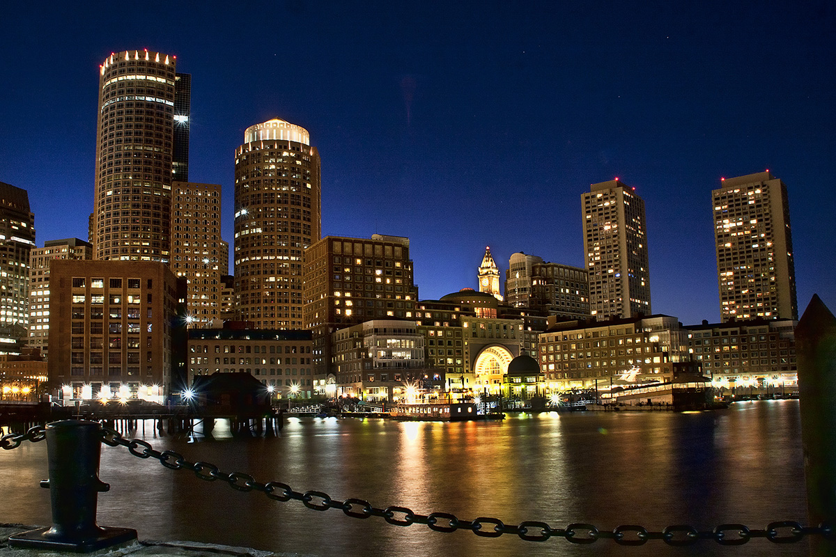 3 - Boston
