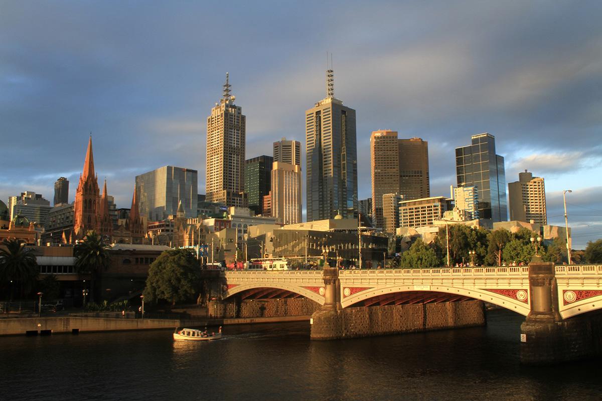 8 - Melbourne