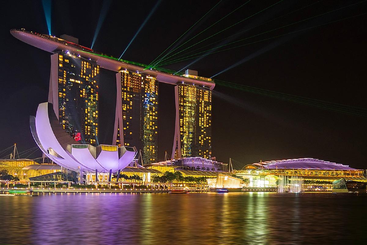 9 - Singapur