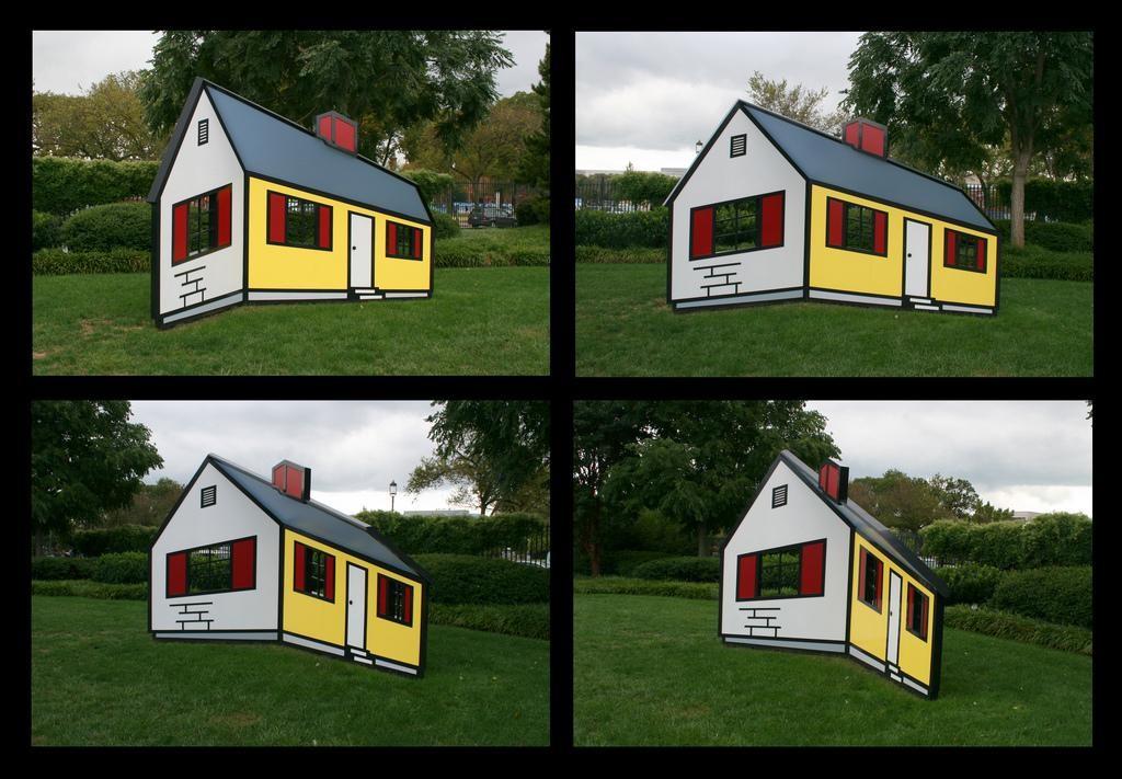 La casa que no es una casa