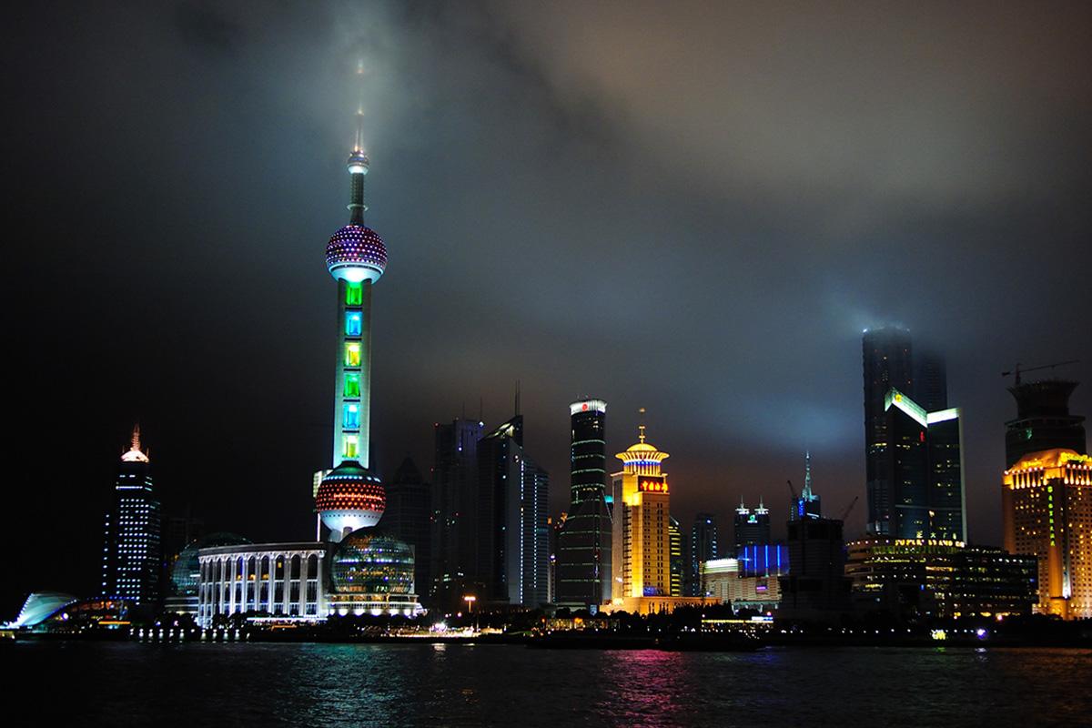 10 - Shanghai