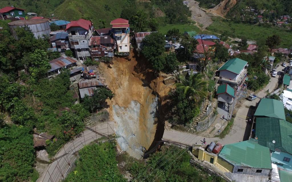 Itogon (Islas Filipinas), 22 de octubre de 2015