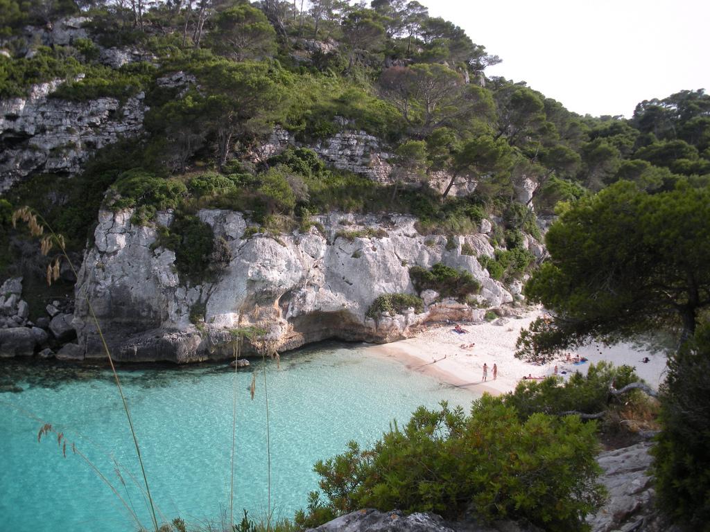 Cala Macarelleta en Ciutadella de Menorca