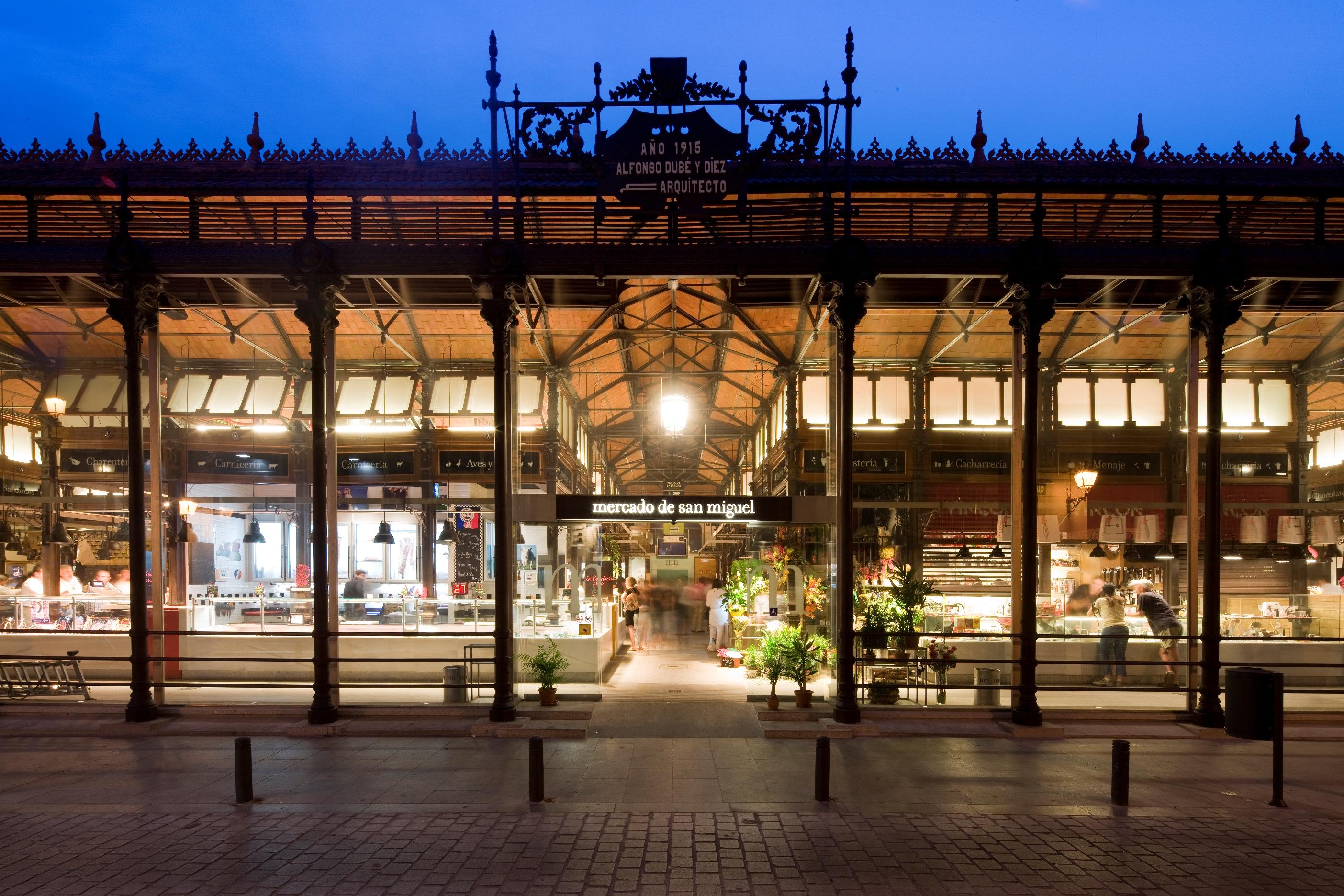 Mercado de San Miguel / Redevco