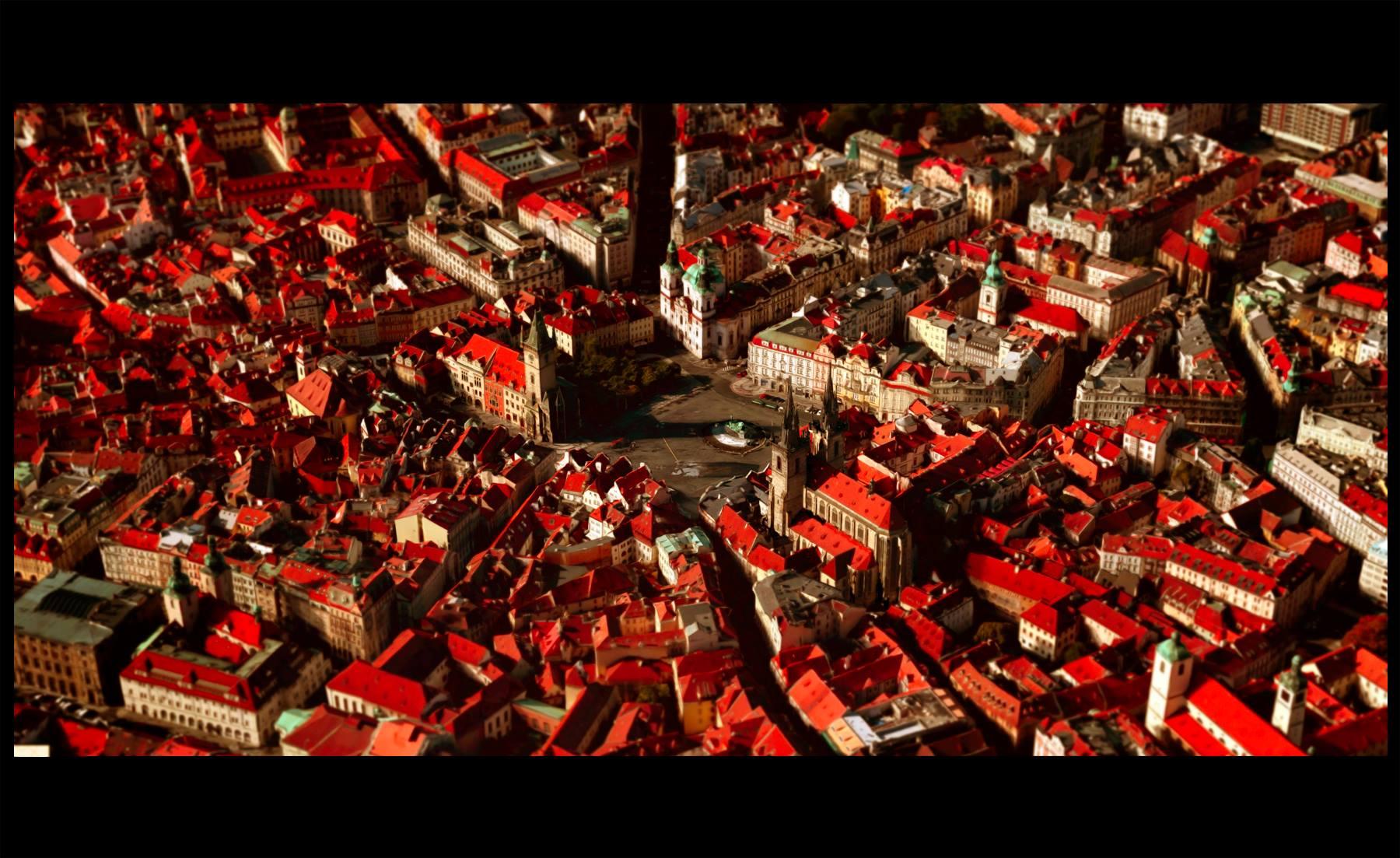 cinemascapes: my street view edition - Praga