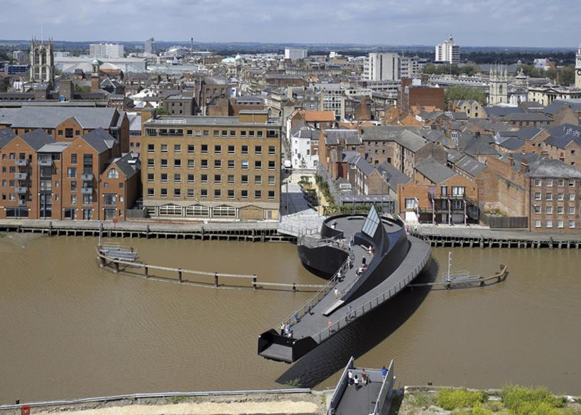 Scale Lane, de Mcdowell+Benedetti. Hull (Inglaterra)