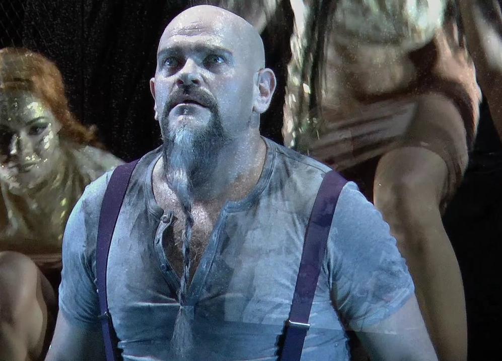 La ópera 'Sigfrido' de Wagner, en el Teatro Campoamor de Oviedo