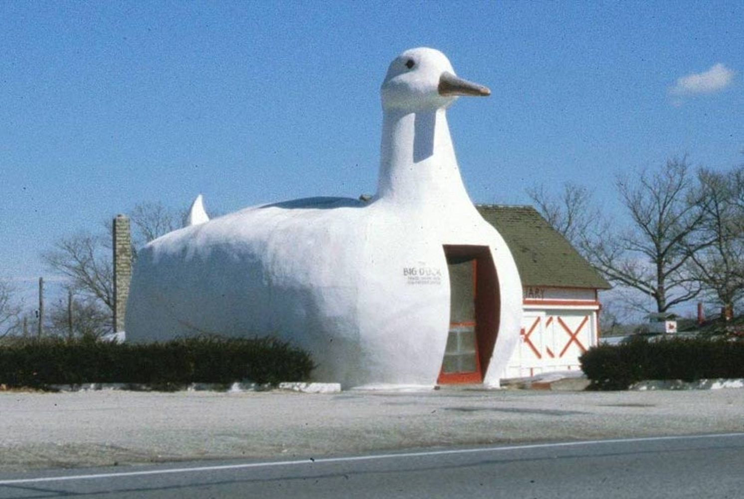 Big Duck en Long Island New York (EEUU)
