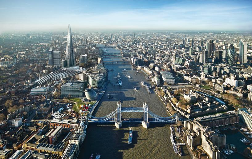 'El Clásico': El Puente de Londres (Inglaterra)