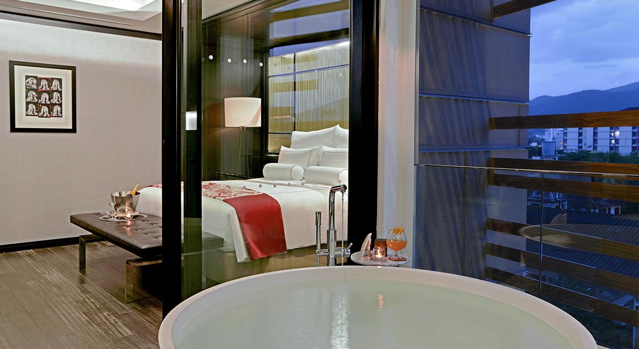 Hoteles con encanto la mejor piscina infinita del norte de tailandia idealista news - Hoteles con encanto y piscina ...