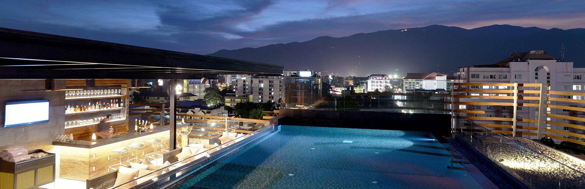 Hotel Chiang Mai Piscine