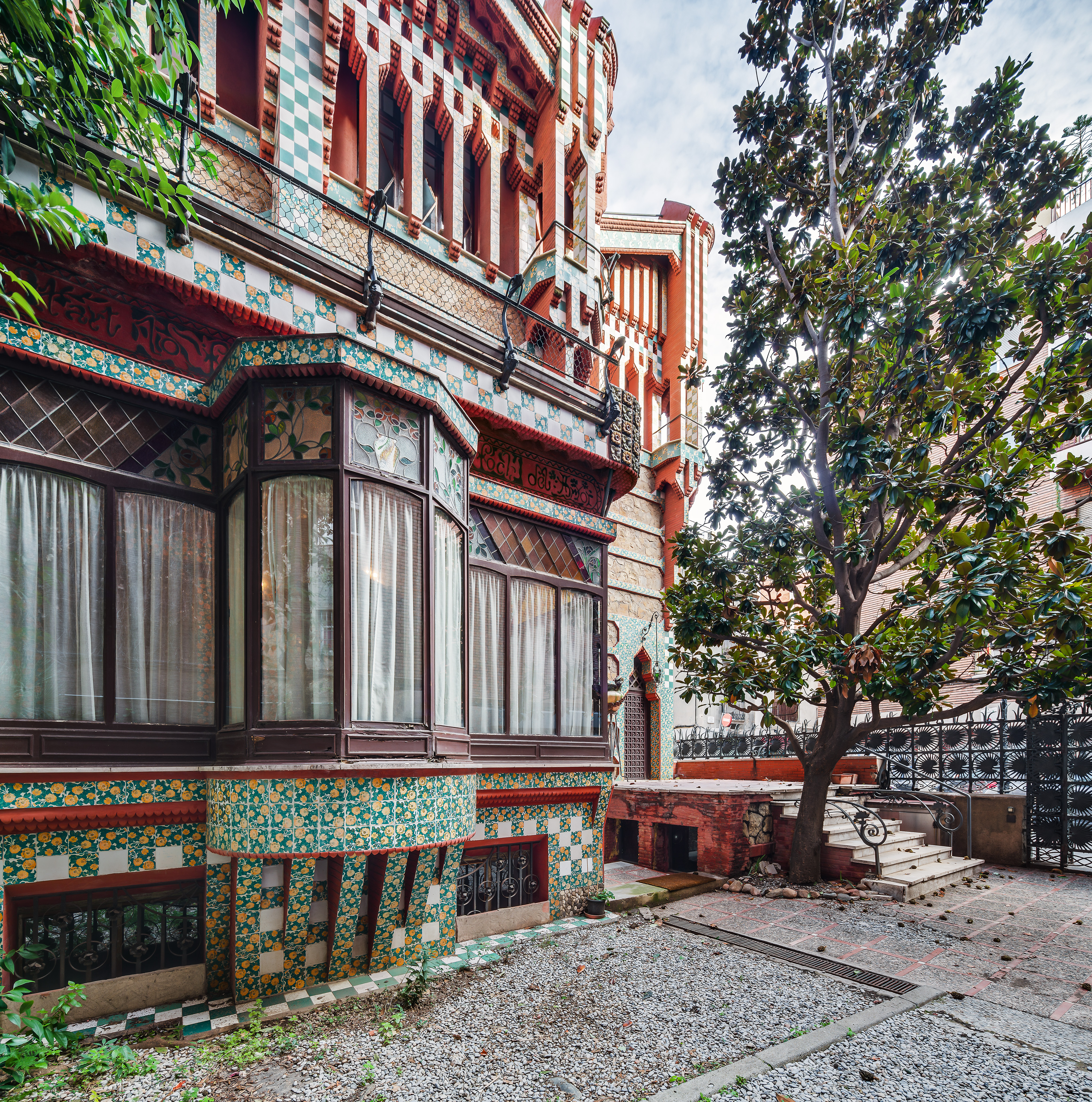 Casa Vicens - Morabanc