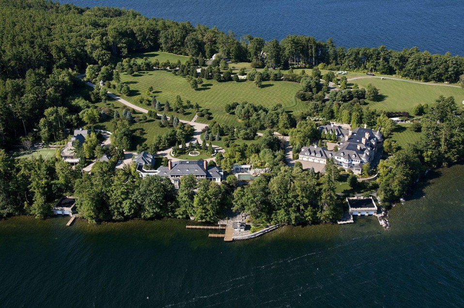 Alton, New Hampshire. 19,8 millones dólares (16,6 millones euros), 5.852 m2