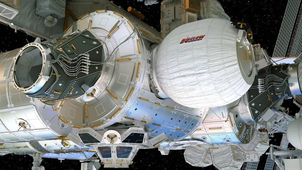 Foto: Bigelow Aerospace | NASA
