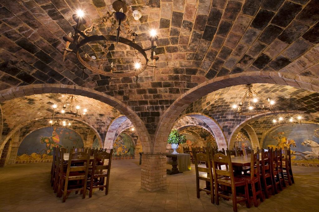 En el castillo se puede vivir como en el medievo