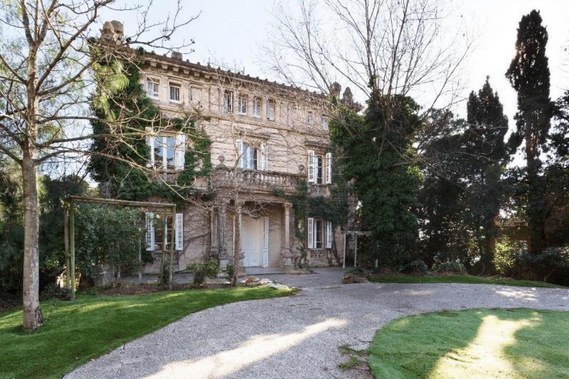 Palacete de 1900 situado en Vallvidrera (Barcelona) / Barnes International
