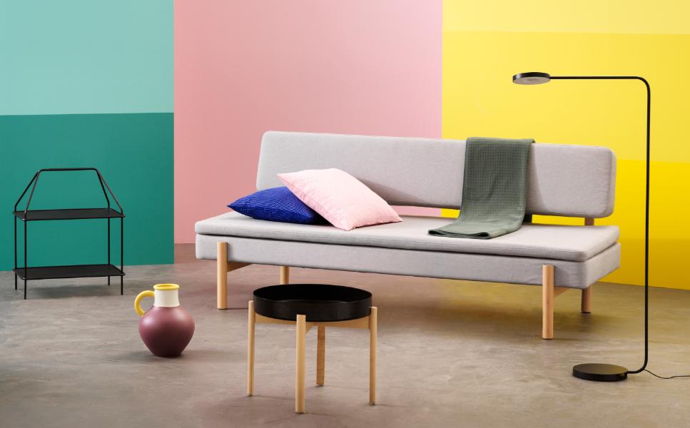 10 novedades del cat logo de ikea 2018 que pueden for Catalogos de sofas cama
