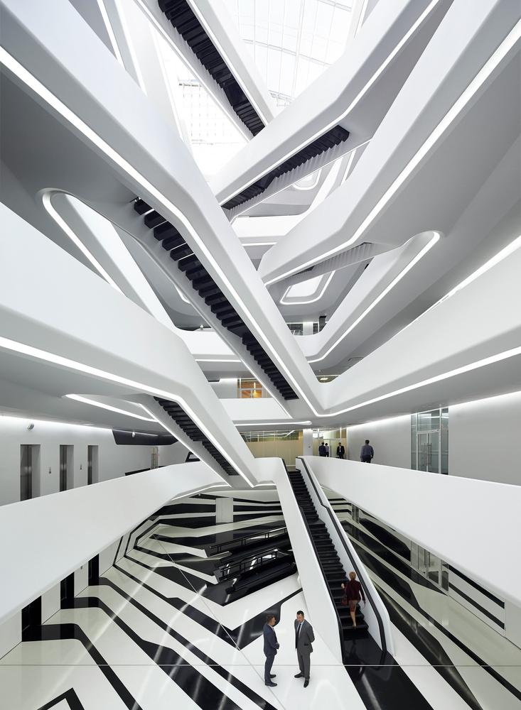 Zhada Hadid Arquitectures