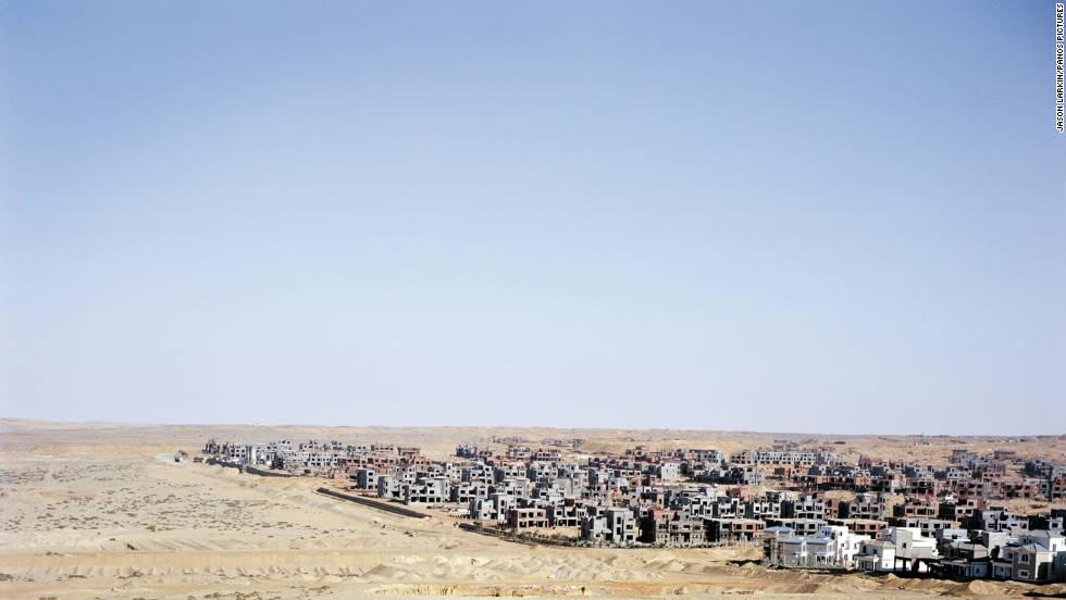 Desarrollo de New Cairo. Un proyecto de expansión que no ha cumplido las expectativas / CNN