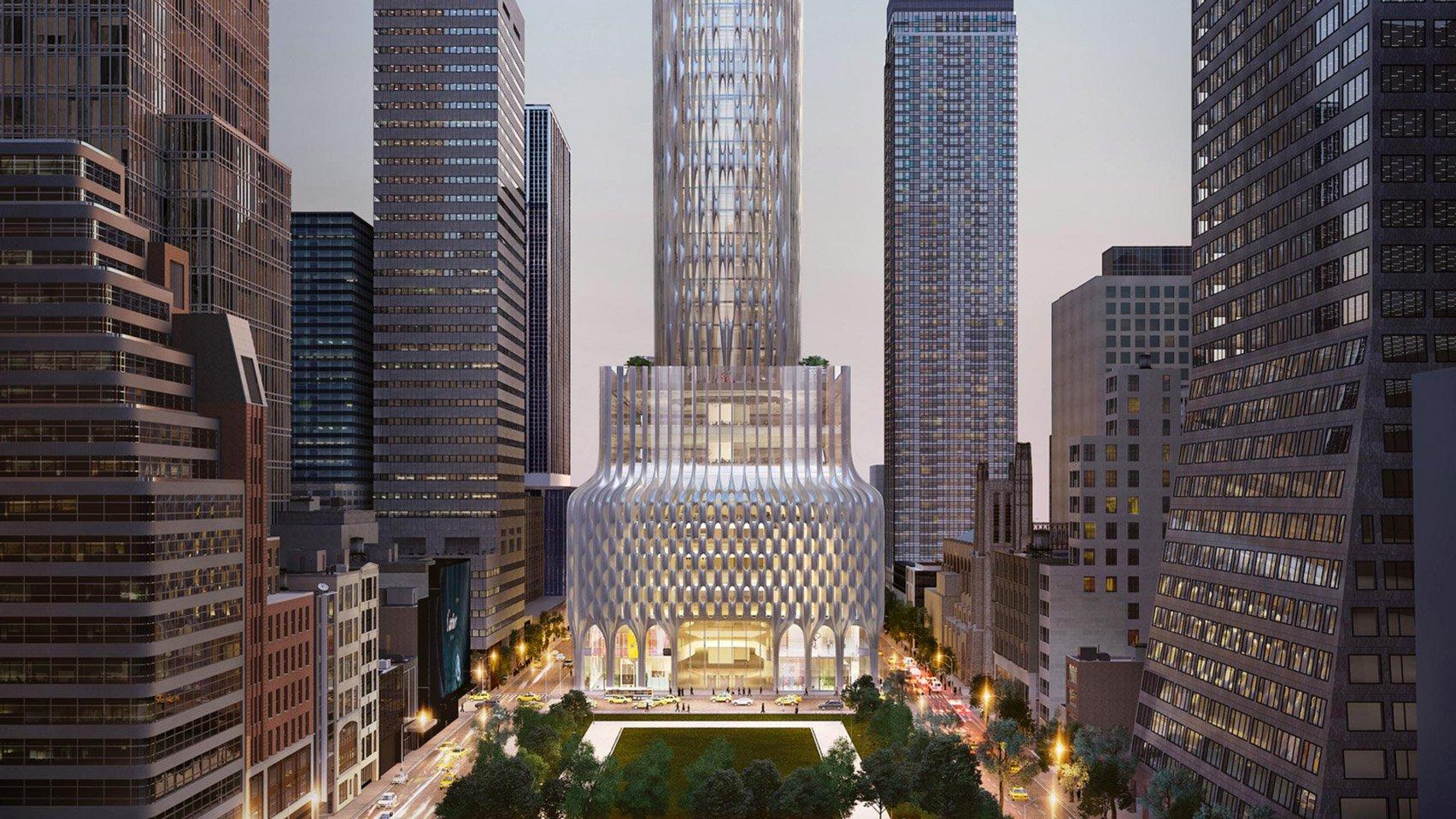 El multimillonario yerno de trump desesperado por pagar for Architecture companies in nyc