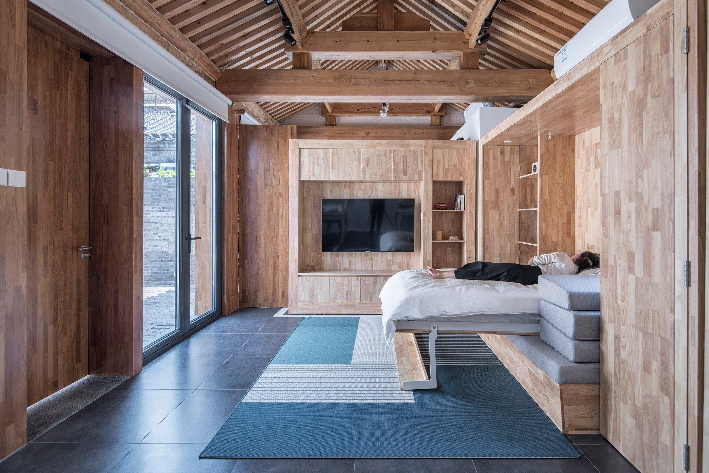 La Soluci N Del Futuro A Los Pisos Peque Os Muebles Modulares  # Pequenos Gigantes Muebles
