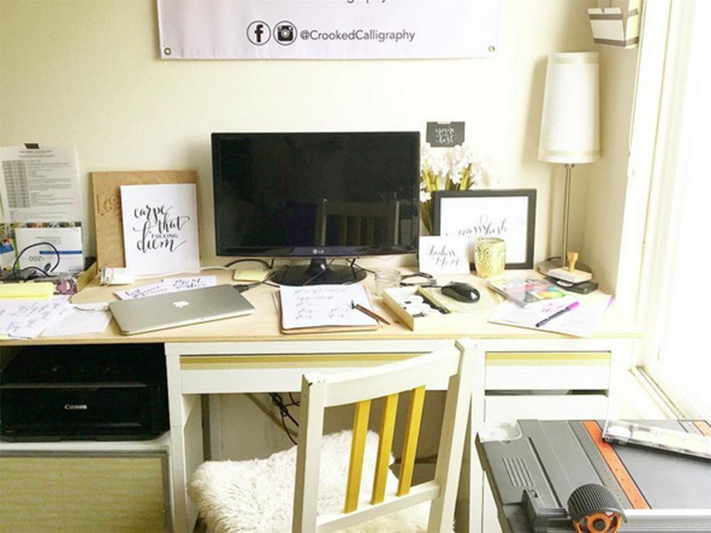 10 cambios que puedes hacer a tu oficina de casa para sobrevivir a ...