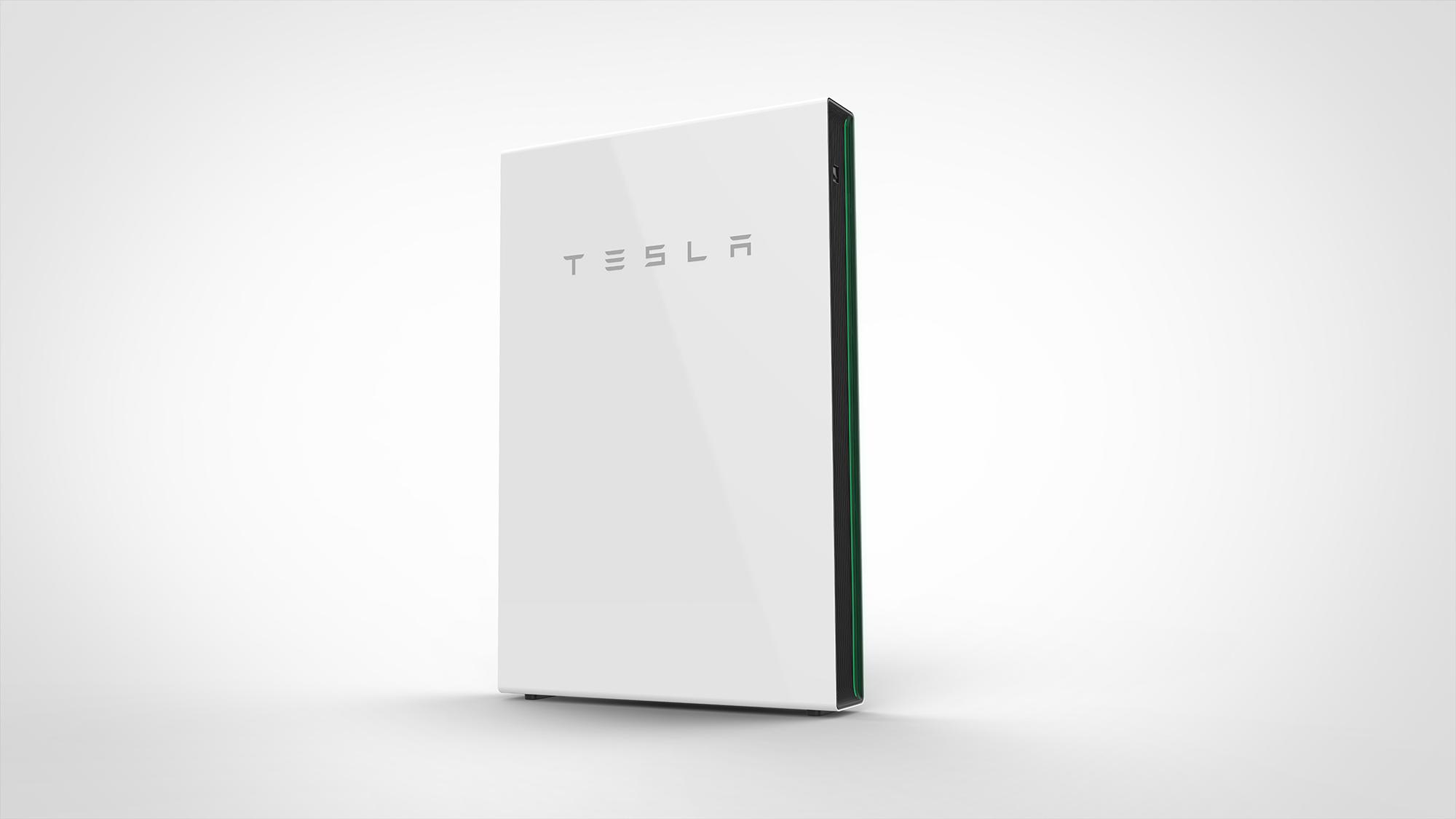 El Powerwall 2 puede almacenar el equivalente de electricidad a la mitad del consumo de un hogar español