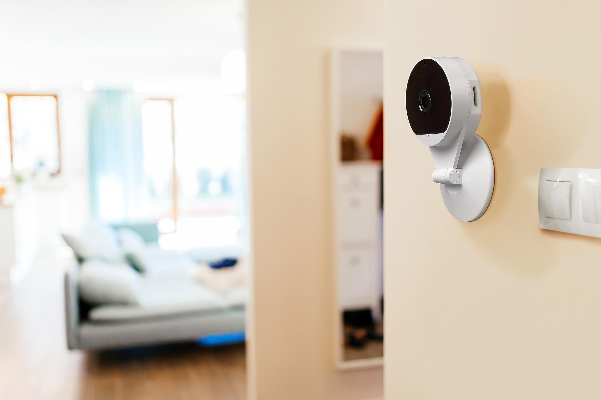 Es fácil saber lo que sucede dentro de un hogar inteligente