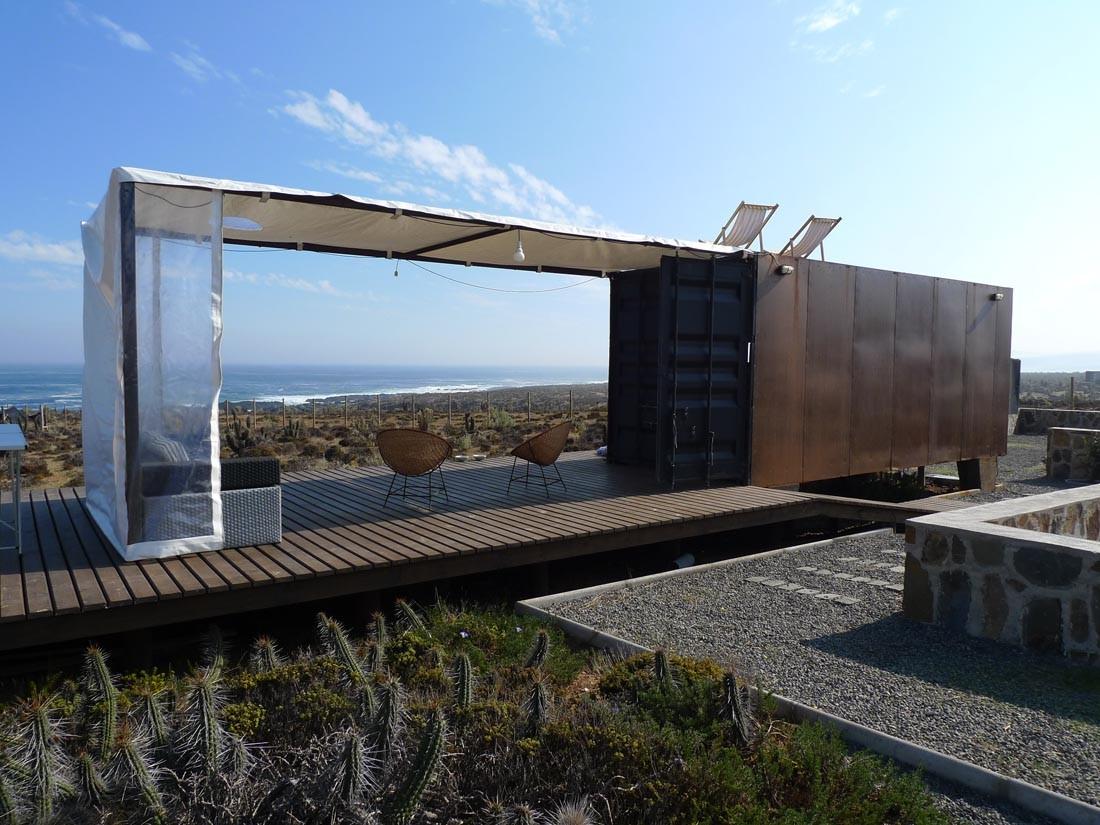 Refugio Huentelauquén - Pablo Errázuriz