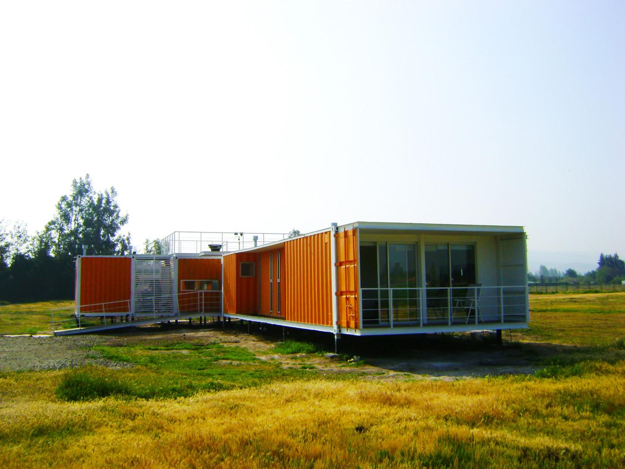 Liray House - ARQtainer