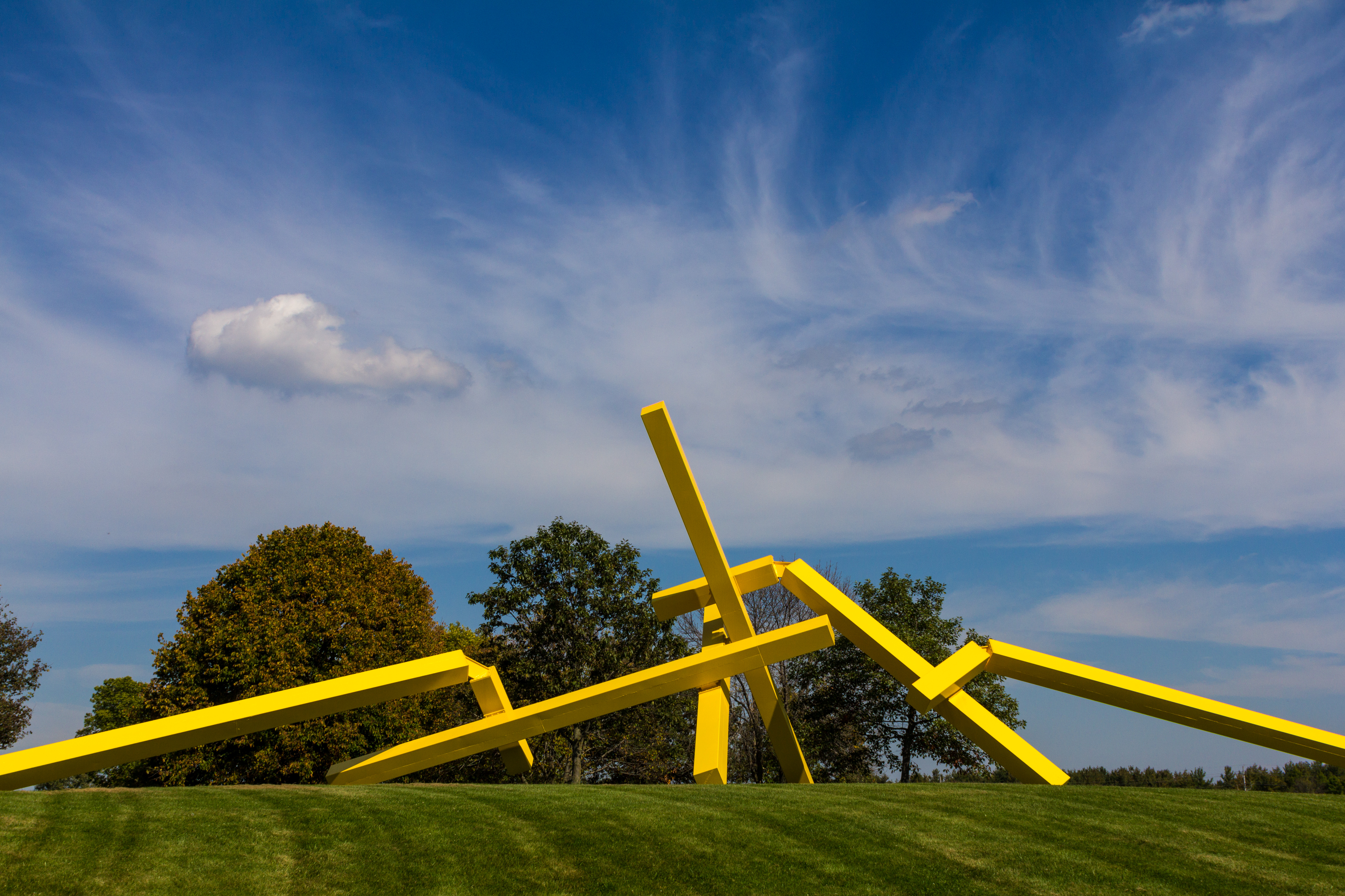 The Nathan Manilow Sculpture Park, Chicago