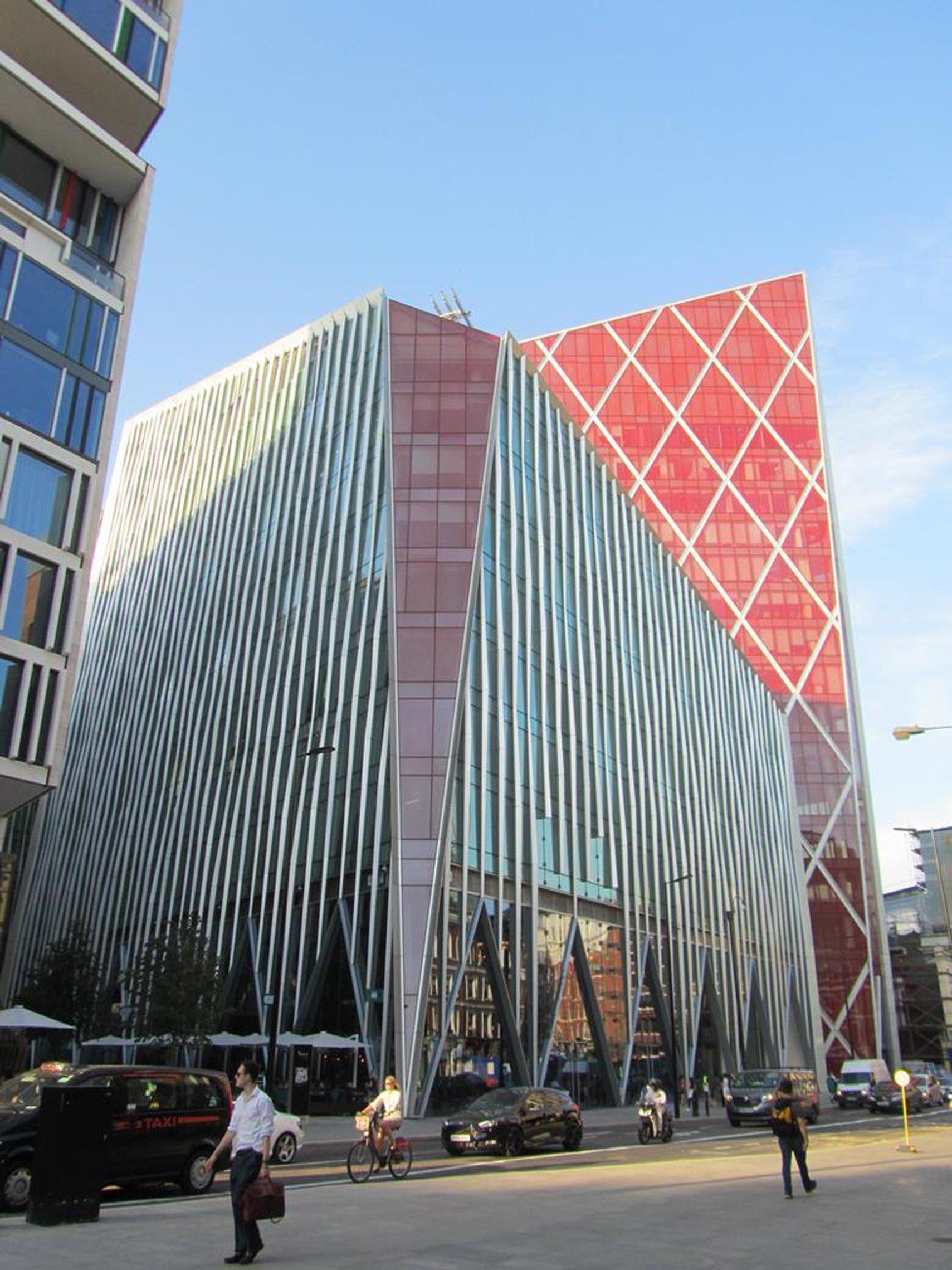 Nova Victoria (Londres), de PLP Architecture
