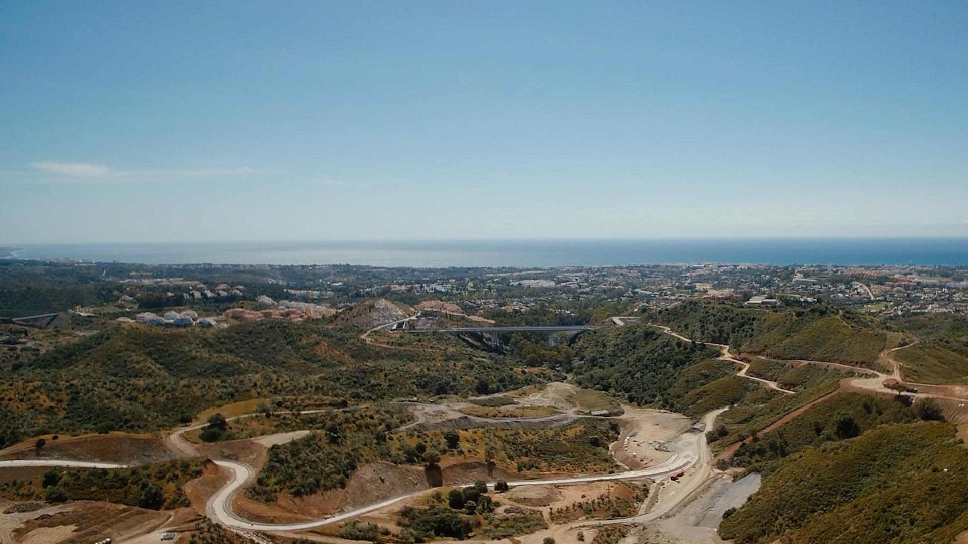 Vistas desde el Real de La Quinta