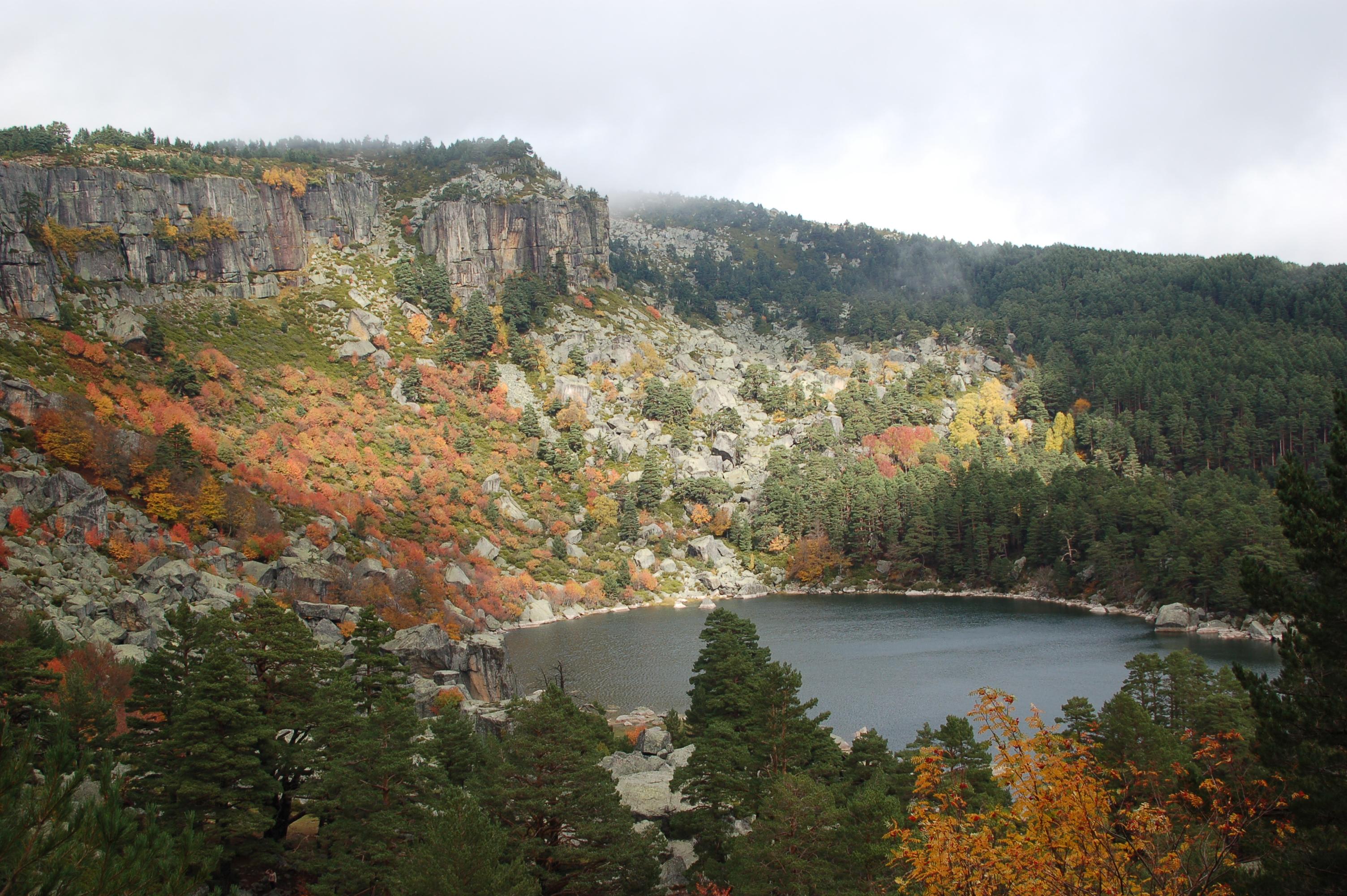 Parque Natural Laguna Negra y los Circos Glaciares de Urbión