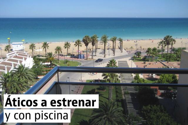 Los áticos nuevos con piscina más baratos de España