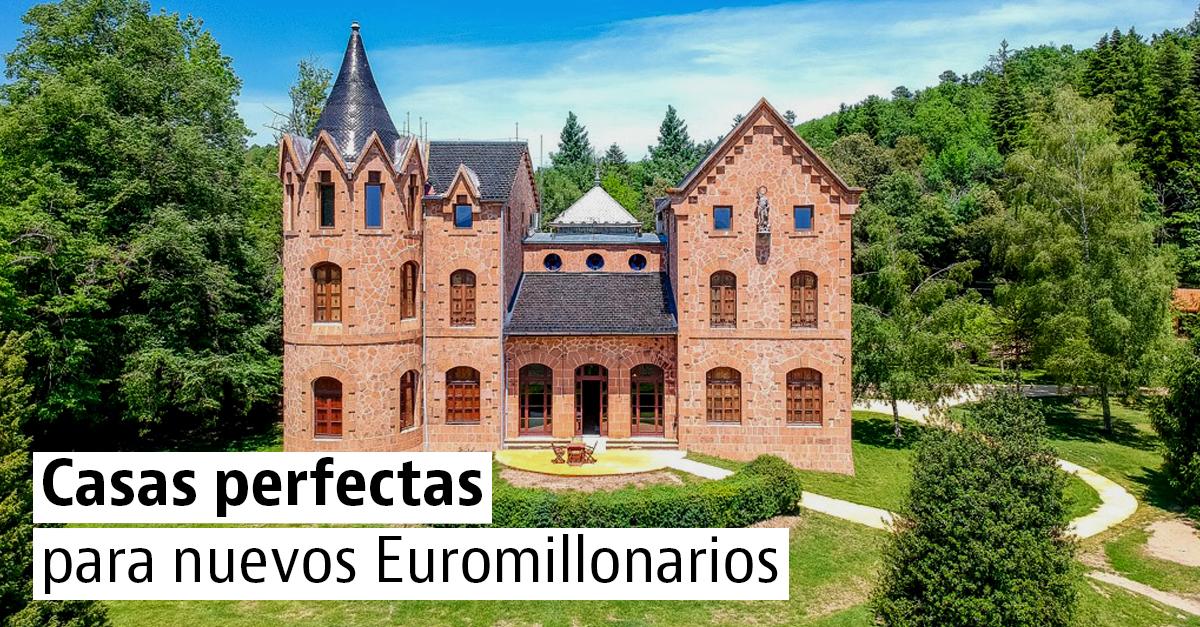 Las casas más exclusivas de España