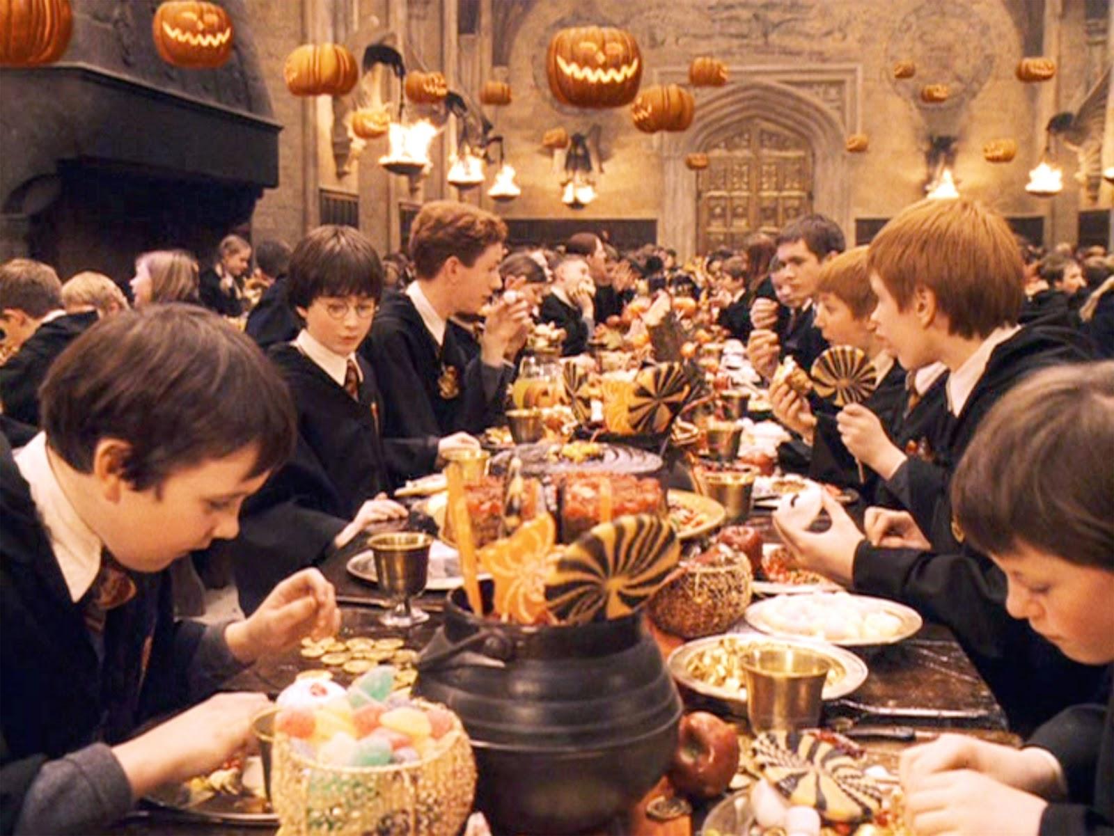 Fotograma de la película 'Harry Potter y la piedra filosofal'