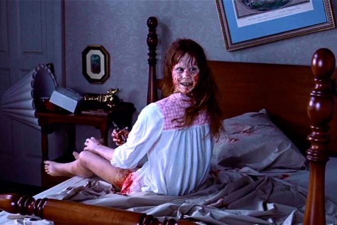 Fotograma de la película 'El Exorcista'