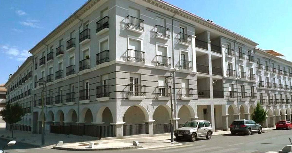 Los pisos nuevos más baratos de Andalucía