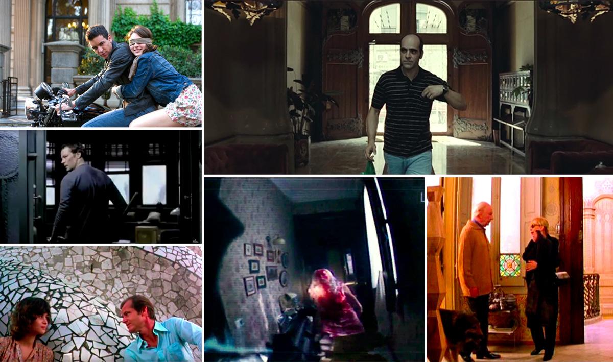 Casas de película: 7 viviendas de Barcelona que fueron platós de cine