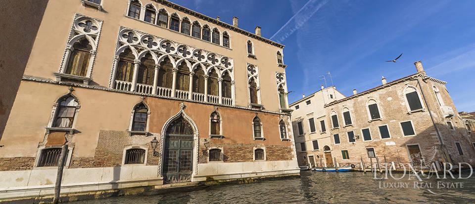 Una villa en la ciudad de Venecia