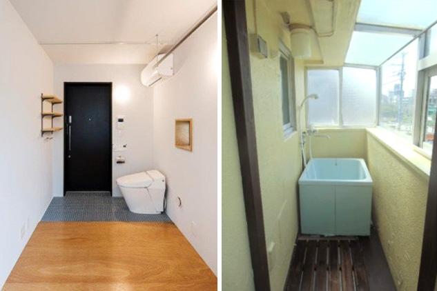 Errores horrores de vivienda en Japón