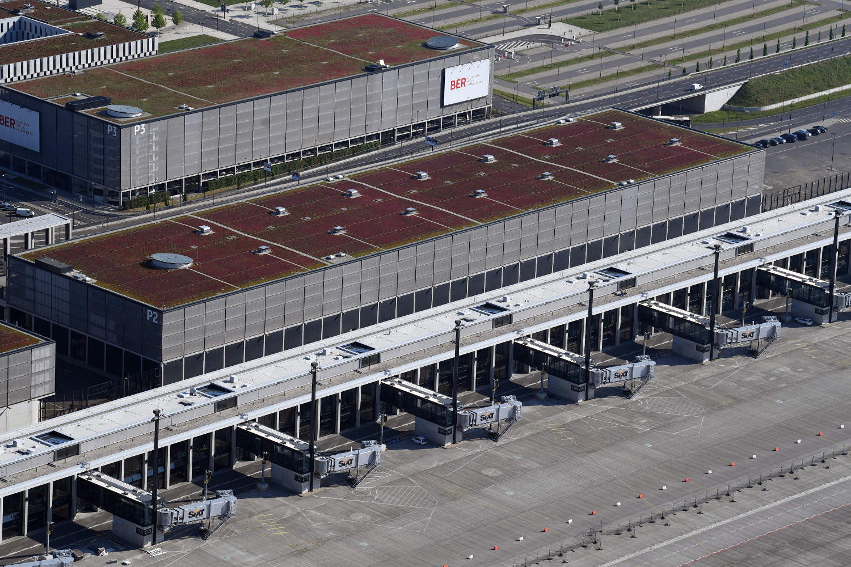 Aeropuerto de Branderburgo, Alemania. 5.000 millones de euros