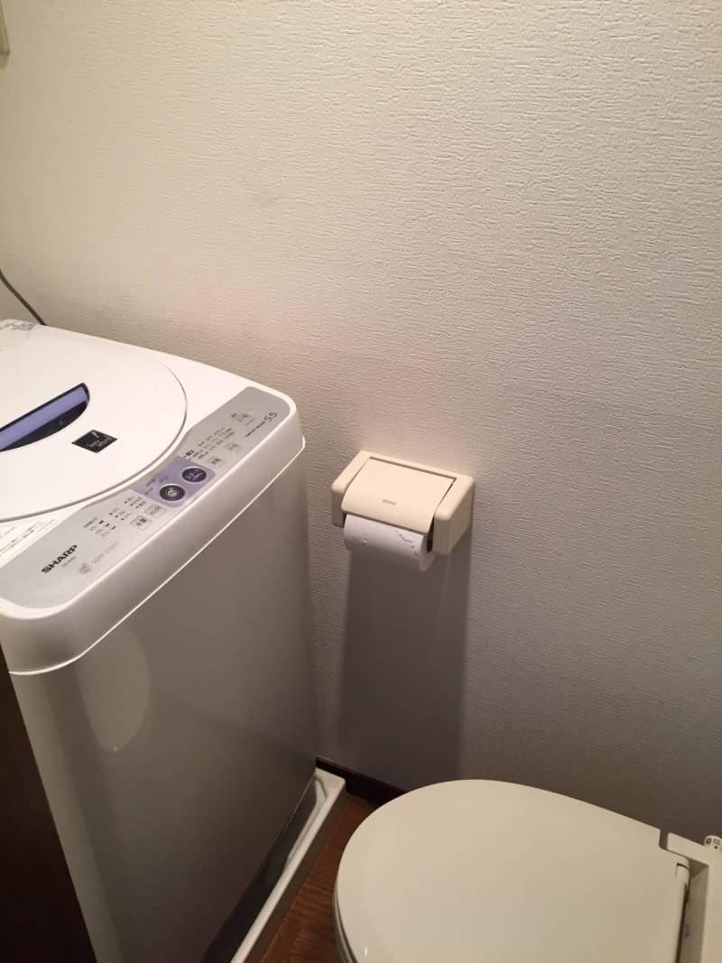 Puedes lavar la ropa e ir al baño al mismo tiempo. ¡Máxima eficiencia!