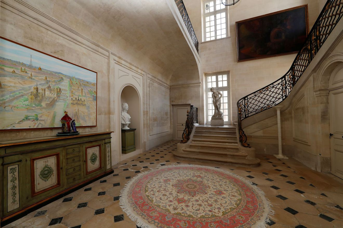 Se trata del único castillo real 100% privado en el Valle de Loira