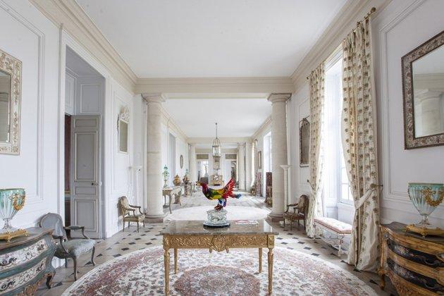 La casa es una muestra de la mujer renacentista que fue Madame Pompadour