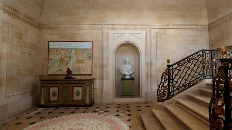 La mansión es una representación de la pasión por el arte y la arquitectura de la marquesa