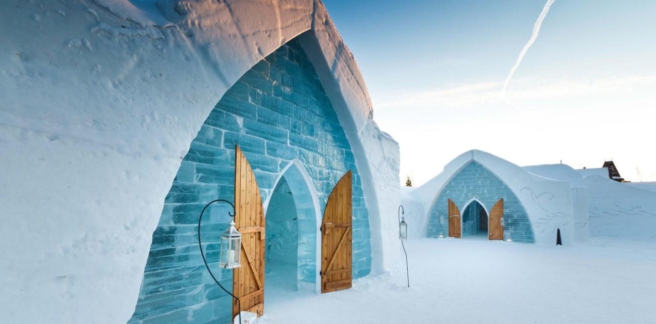 El alojamiento más frío de Canadá
