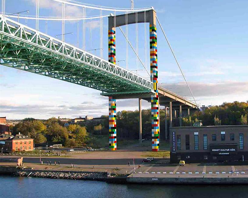 Älvsborgsbron bridge, Gotemburgo
